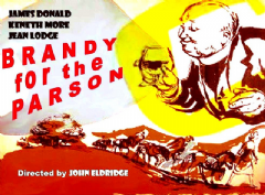 Brandy for the Parson 1952 DVD - James Donald / Kenneth More